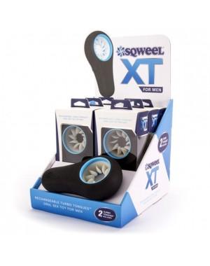 SQWEEL XT ORAL SEX DISPLAY CON 6 UDS + 1 TESTER