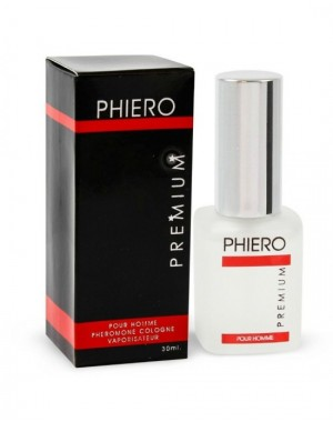 PHIERO PREMIUM PERFUME CON FEROMONAS PARA HOMBRE