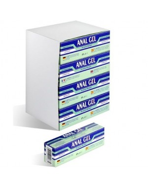 ANAL GEL LUBRICANTE LUBRIX 50ML / PACK 12 UDS