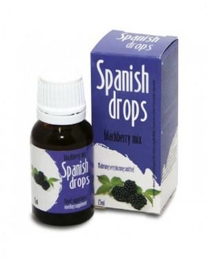 SPANISH FLY BLACKBERRY MIX