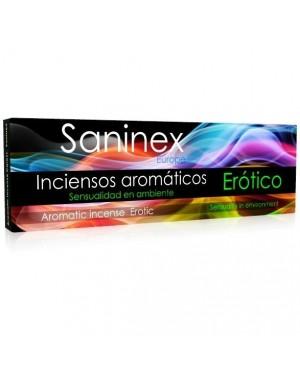 SANINEX INCIENSO ERÓTICO 20 STICKS