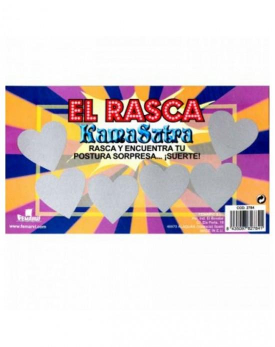 EL RASCA DEL KAMASUTRA