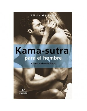 LIBRO KAMASUTRA PARA EL HOMBRE