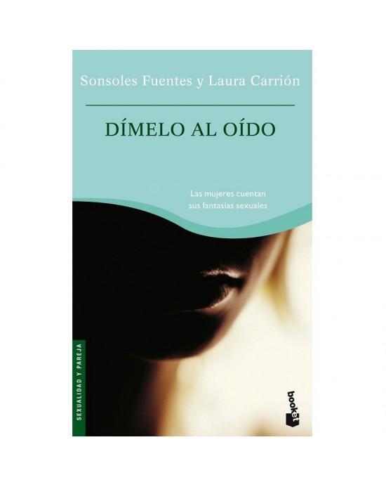 LIBRO DIMELO AL OIDO ( BOOK)