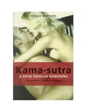 KAMASUTRA Y OTRAS TECNICAS ORIENTALES ( LIBRO )